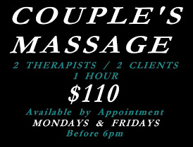 ashland massage therapist couples massage