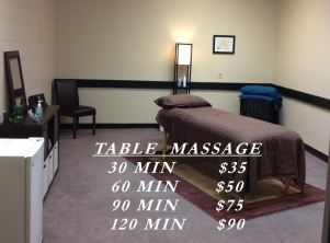 affordable Ashland massage therapy